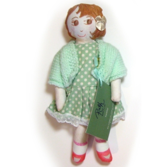Ruth doll Ruth 1 v 16 Faithful Ruth was a faithful daughter-in-law
