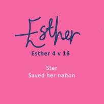 Esther - Esther 4 v 16