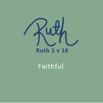Ruth - Ruth 1 v 16